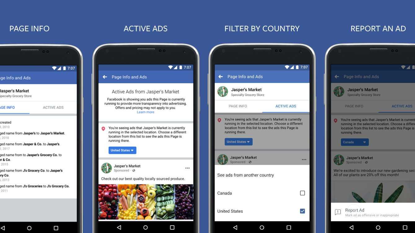 Facebook und Twitter: Werbung wird transparenter