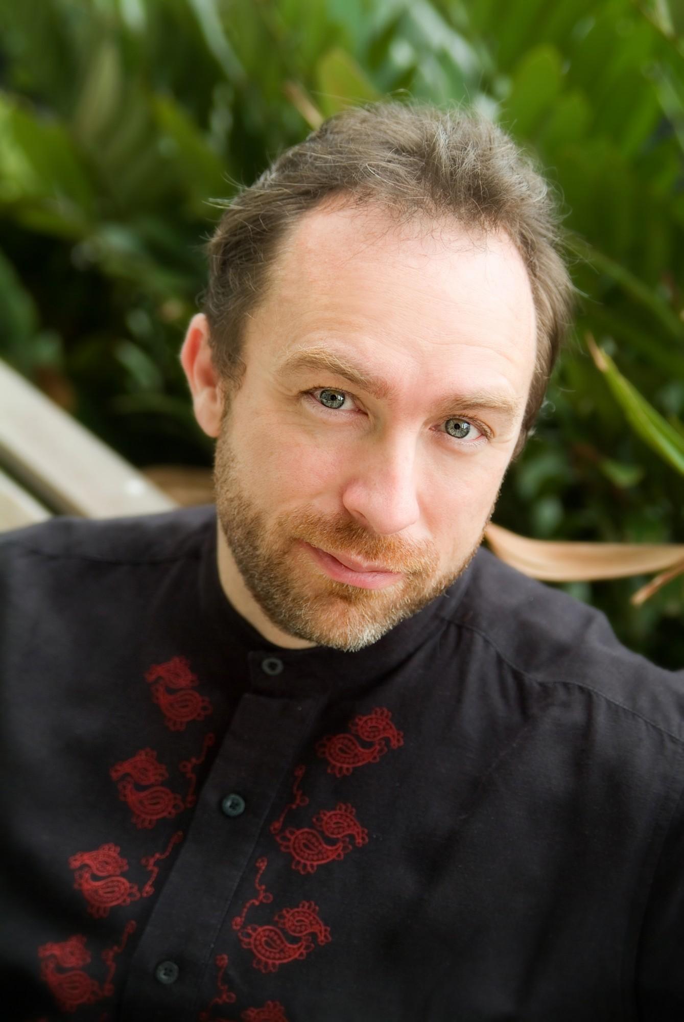 Jimmy Wales