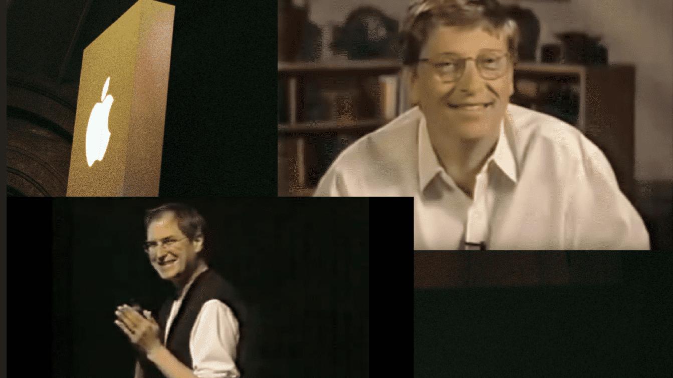 Vor 20 Jahren: Microsoft rettet Apple