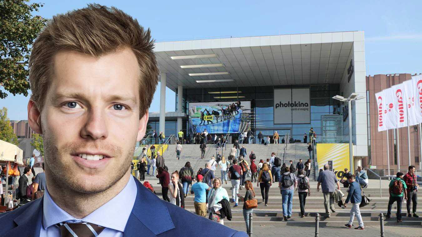Interview mit photokina-Manager Christoph Menke: Neustart bei der weltgrößten Fotomesse