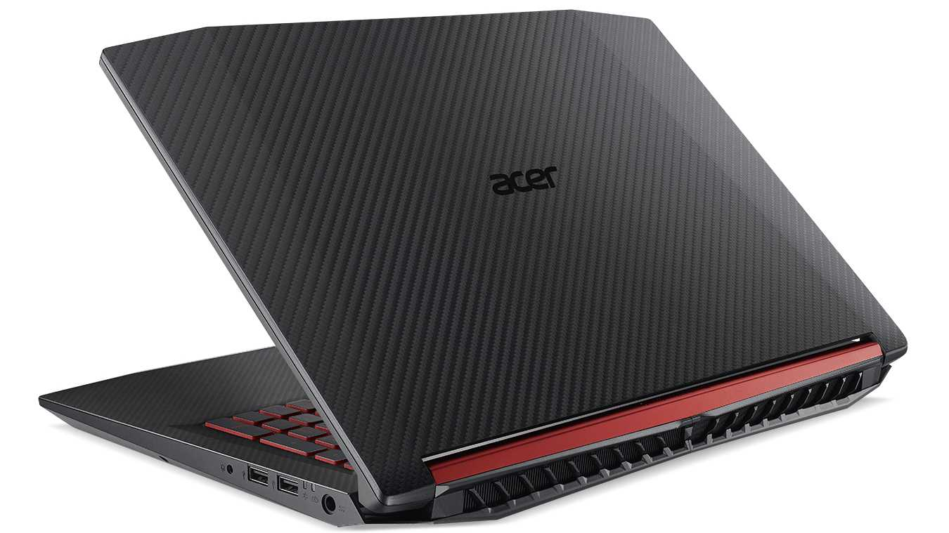 Acer Nitro 5: Gaming-Notebook mit Ryzen-CPU