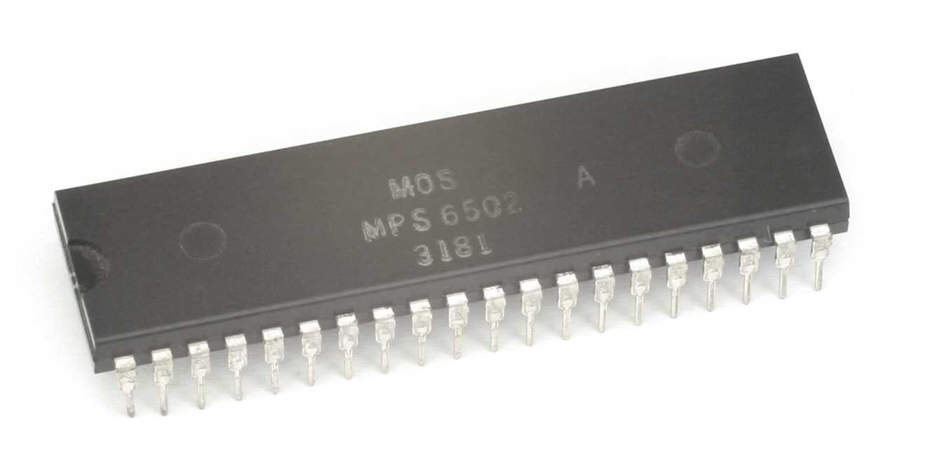 MOS Technology Prozessor 6502