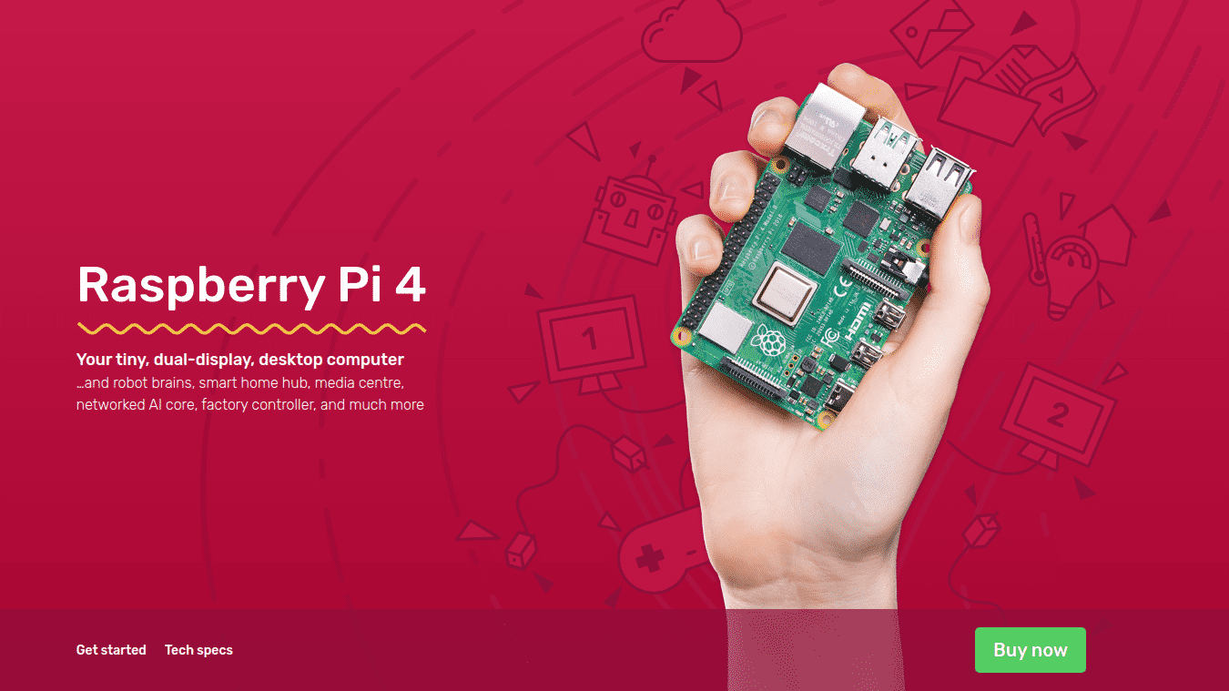 64-Bit-Version von Raspberry Pi OS