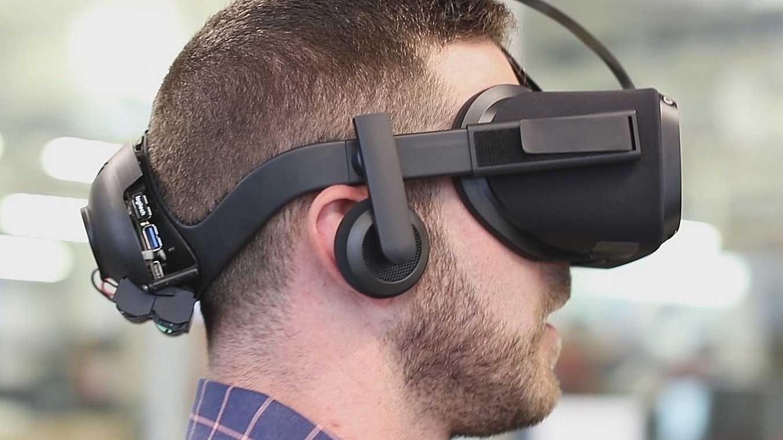 Standalone-VR-Brille von Oculus soll 2018 auf den Markt kommen