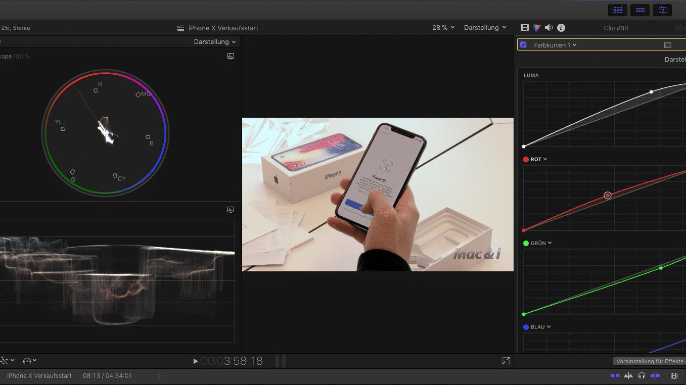Final Cut Pro X 10.4