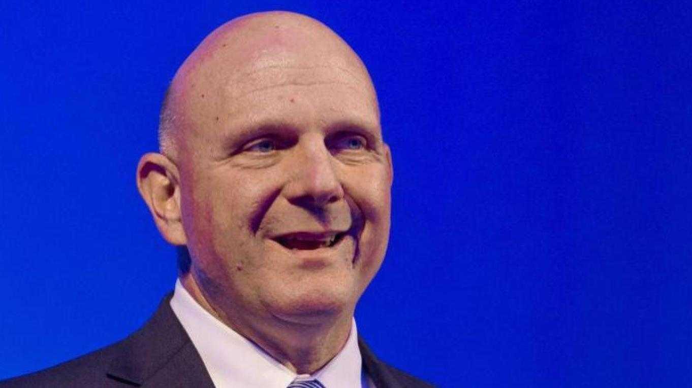 Ex-Microsoft-Chef Ballmer will öffentliche Finanzen transparenter machen