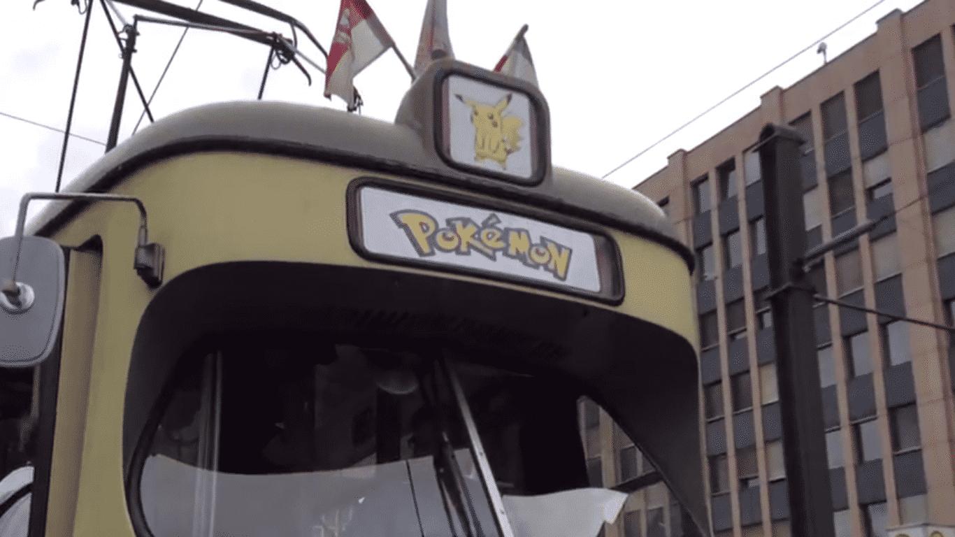 Straßenbahn kurvt für Pokémon-Jäger durch Düsseldorf