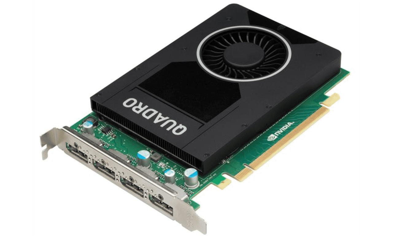 Quadro M2000: Nvidias Profi-Grafikkarte
