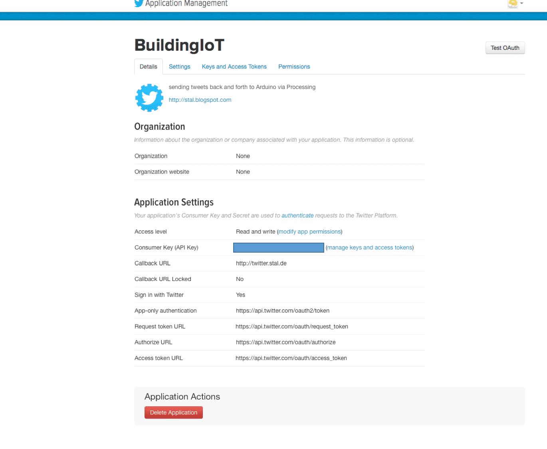 Twitter eine neue App bekanntgeben