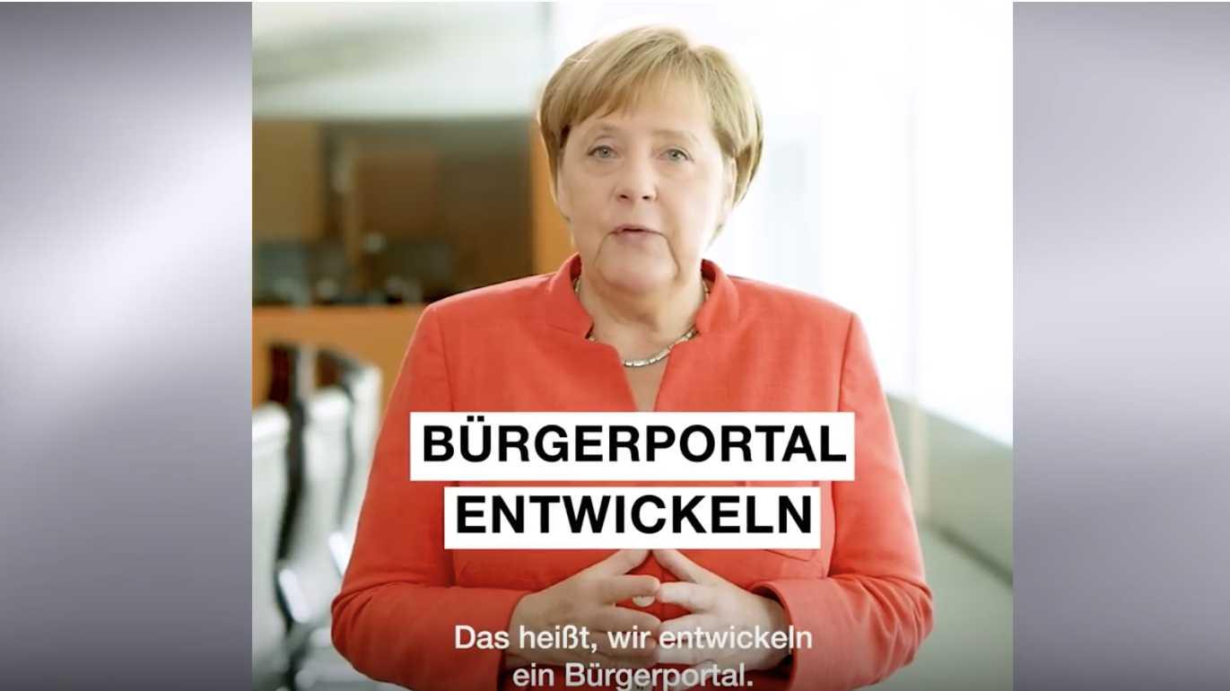 "Merkel beruft ""Digitalrat"""
