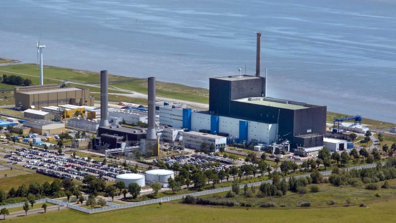 Atomkraft: Genehmigung für Abriss des Akw Brunsbüttel rückt näher