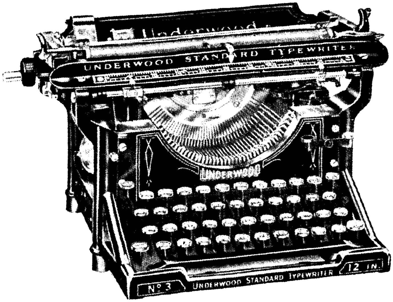 Underwood Mod. 3
