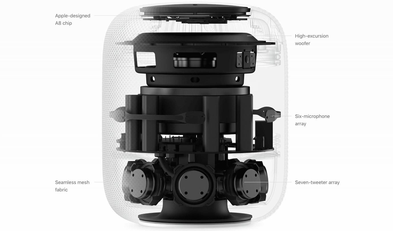 Apple: Siri-Lautsprecher HomePod erklingt ab Dezember