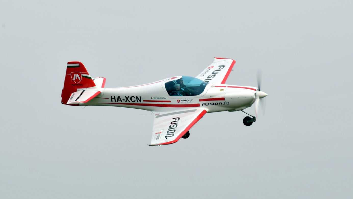 Elektro-Flugzeug von Siemens und Magnus abgestürzt