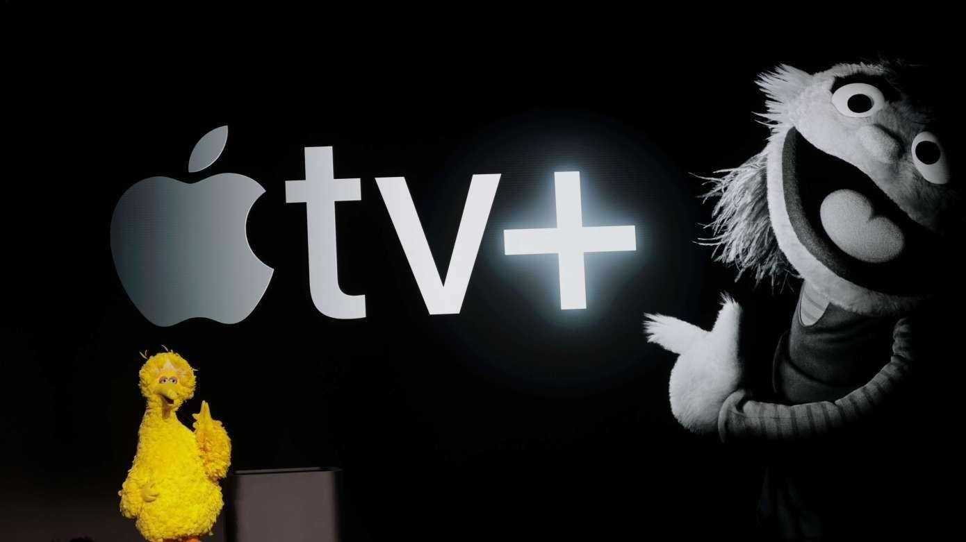 Apple TV+: Coden lernen mit der Sesamstraße