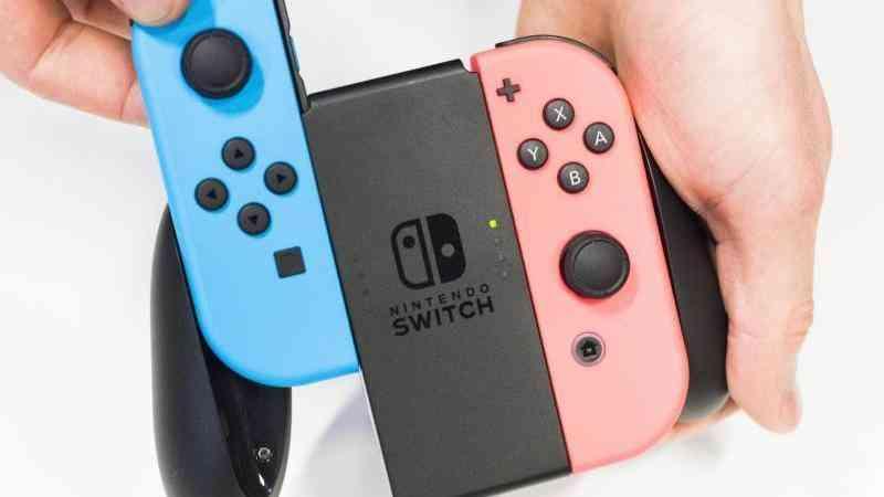 Nintendo-Switch-Controller lassen sich am Mac benutzen