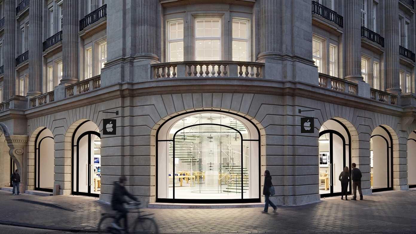 iPad explodiert: Apple Store in Amsterdam geräumt