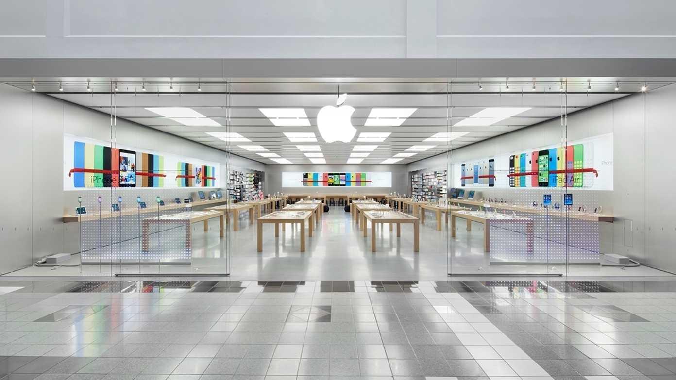 Überfallwelle: Apple stellt Polizisten vor eigene Läden