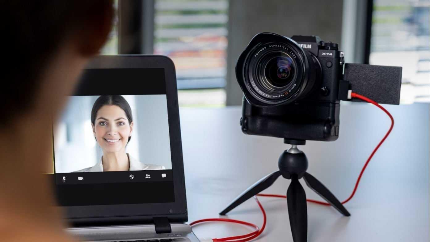 Fujifilm macht seine X-Kameras Webcam-tauglich