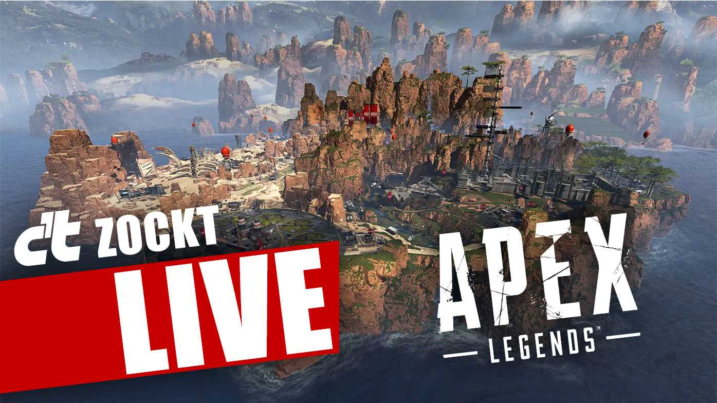 c't zockt Apex Legends