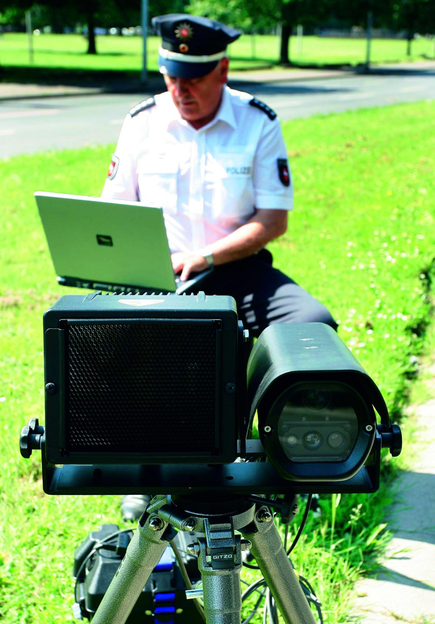 Der Polizei ist seit 2008 untersagt, massenhaft automatisiert Auto-Kennzeichen zu erfassen und zu speichern