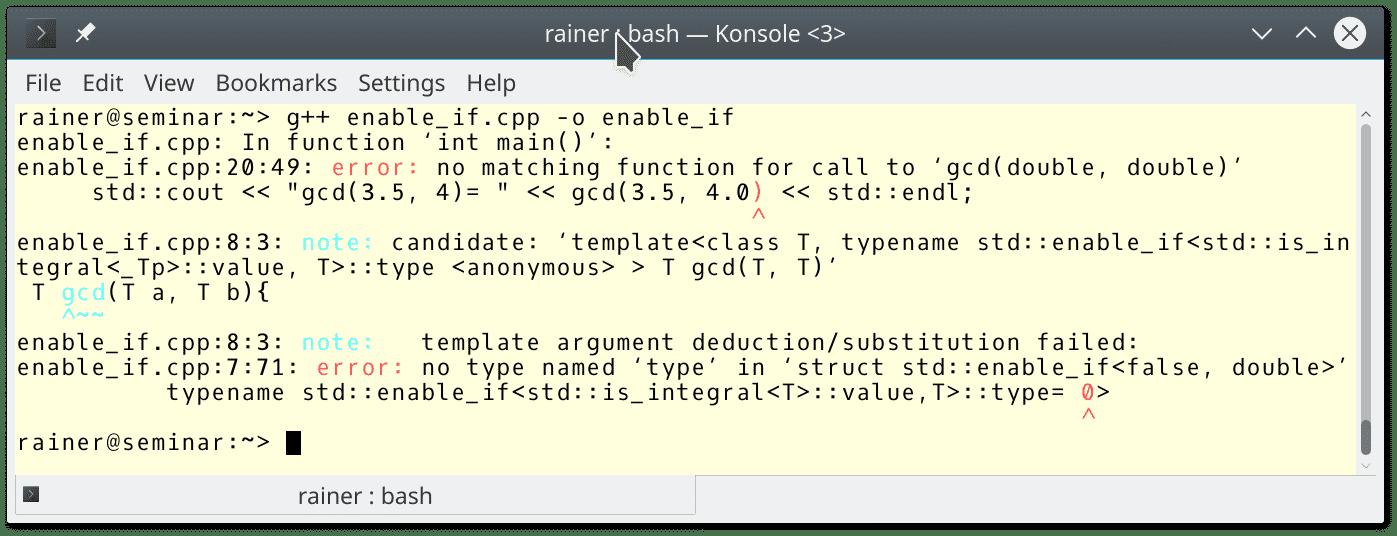 C++ Core Guidelines: Überraschungen mit Argument-Dependent Lookup
