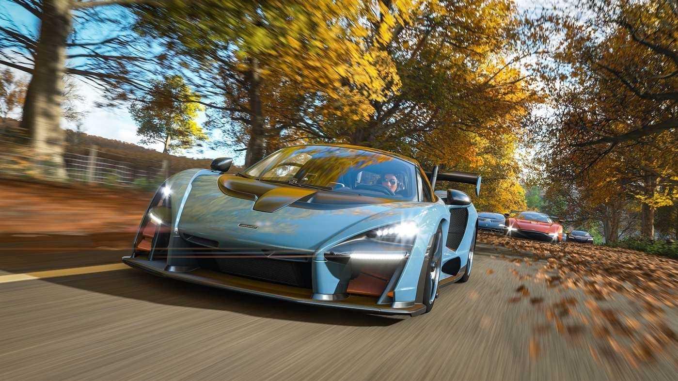 Forza Horizon 4 angespielt: Gib Gas, ich will Spaß!