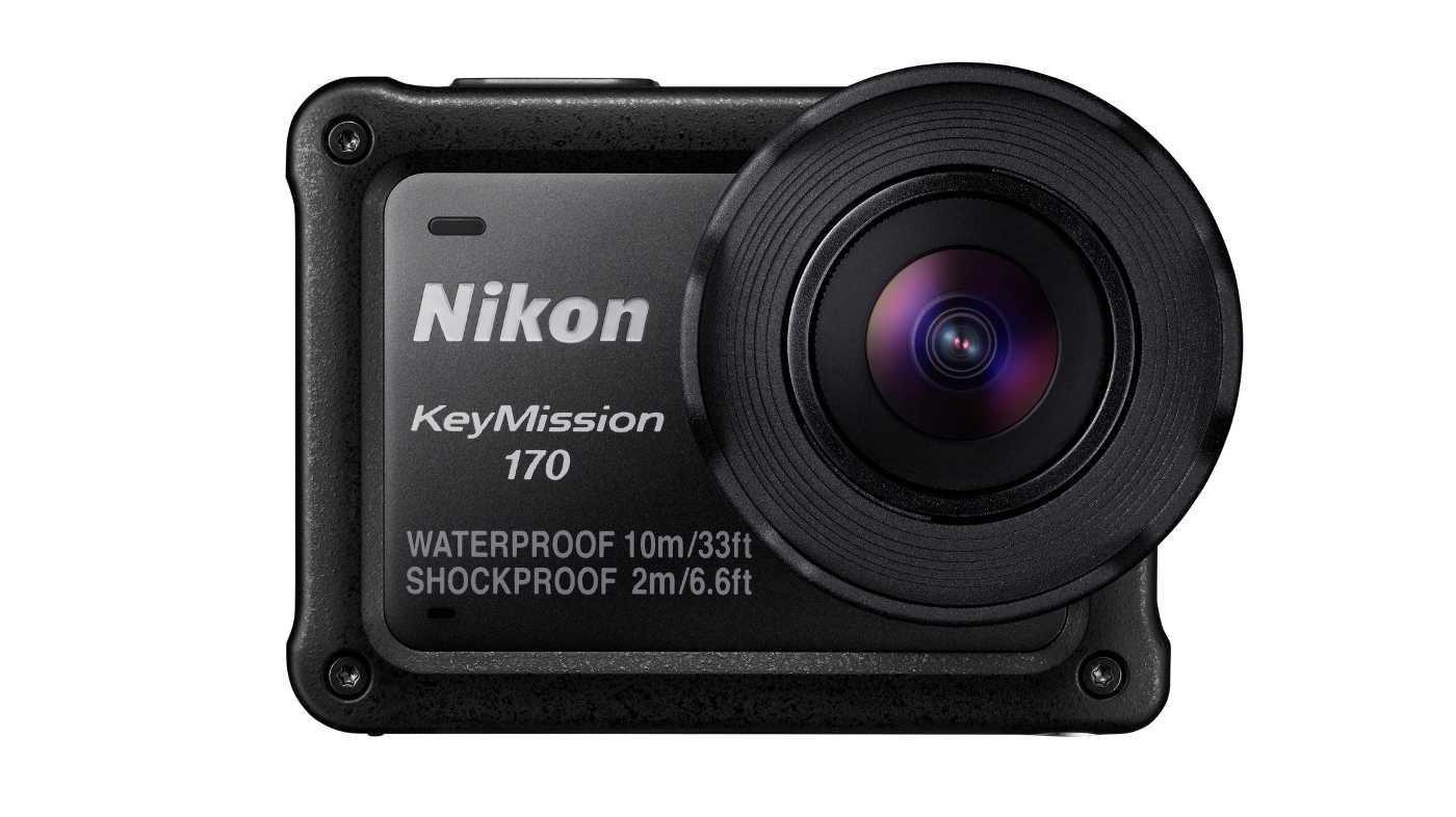Nikon stellt Action-Cams vor