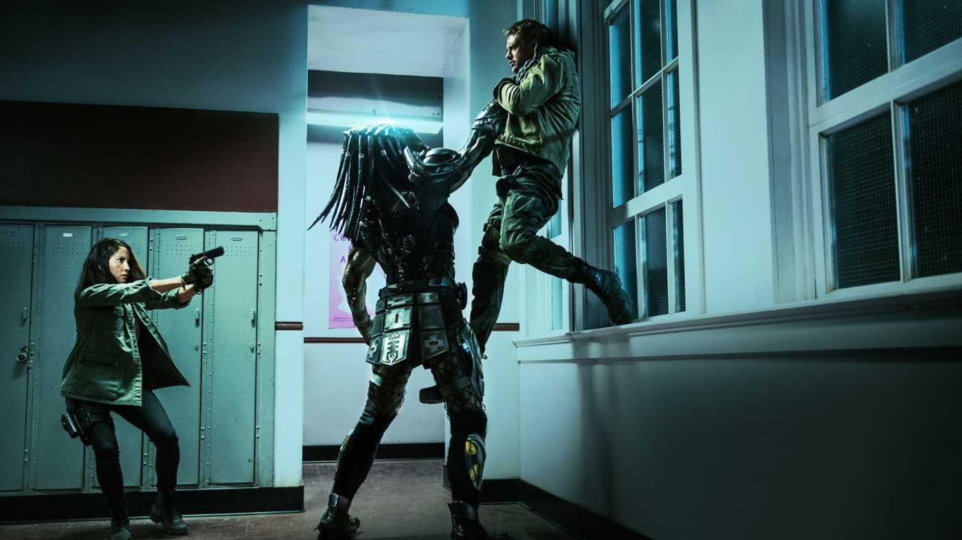 Im Kino: Dieser Predator ist ein Upgrade