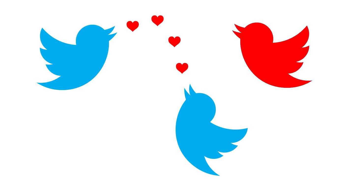 Twitters Direktnachrichten fehlgeleitet