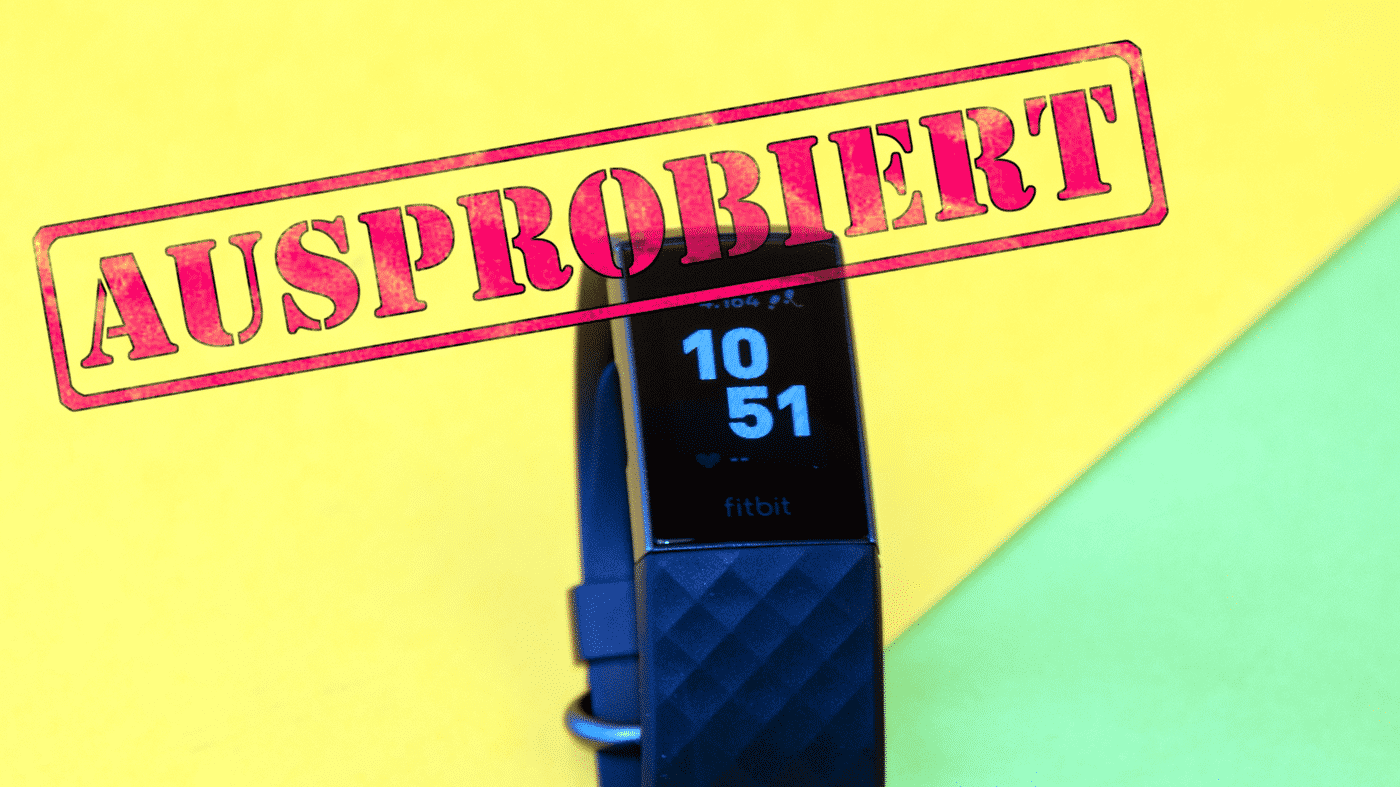 Fitbit Charge 3 im Test: Neue Version des Fitbit-Trackers