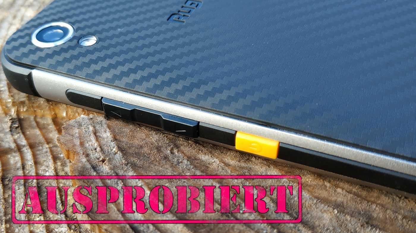 Ruggear RG850 Test: Outdoor-Handy mit toller Kamera