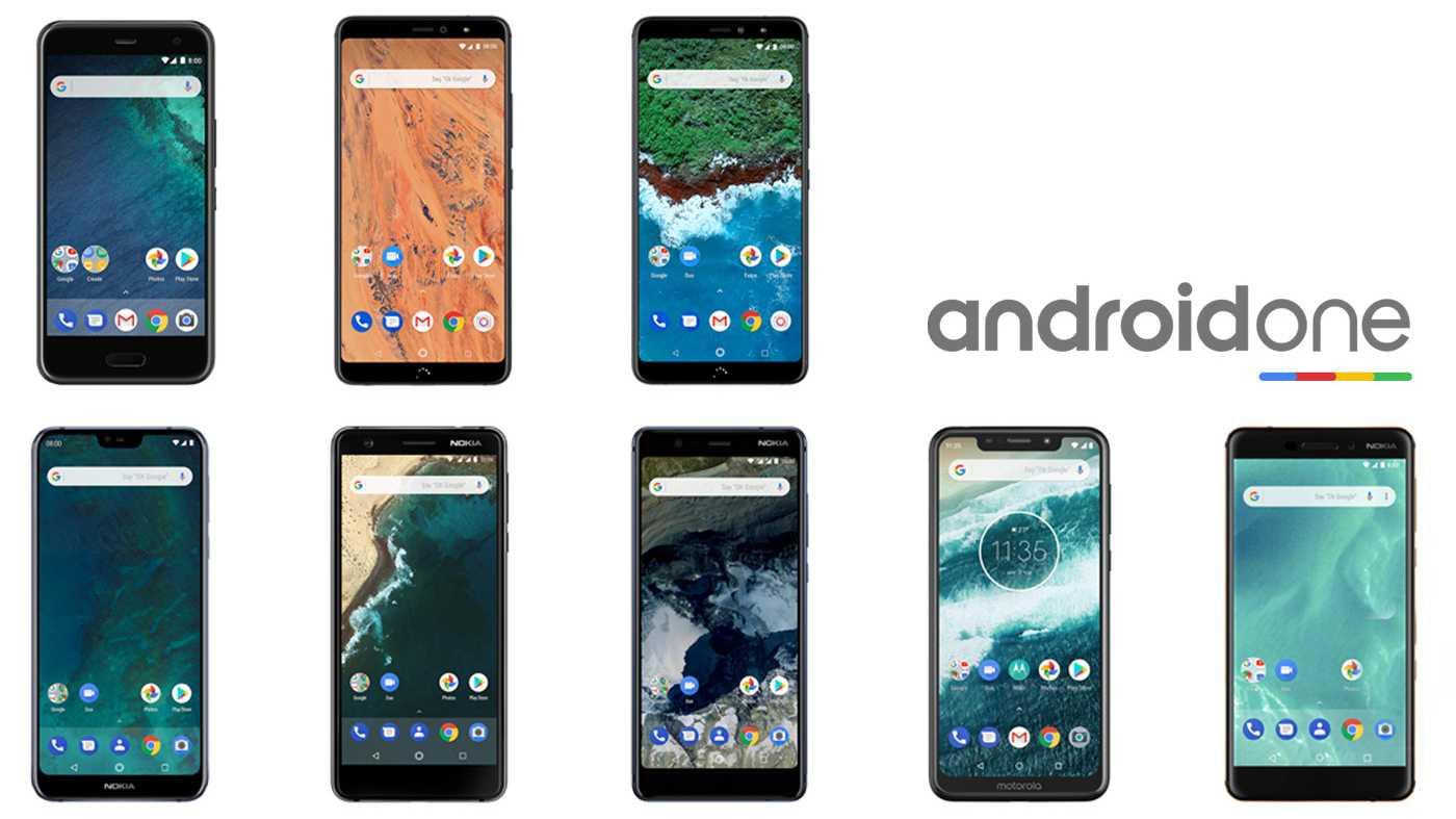 Android-One-Smartphones: Diese Handys sind verfügbar