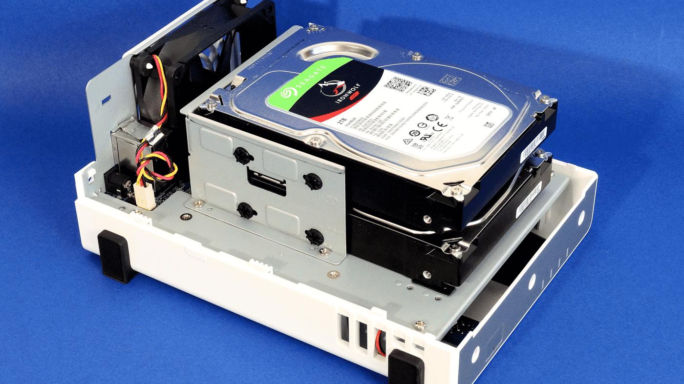 Vergleich: Die beste Festplatte fürs NAS von 4 bis 12 TByte