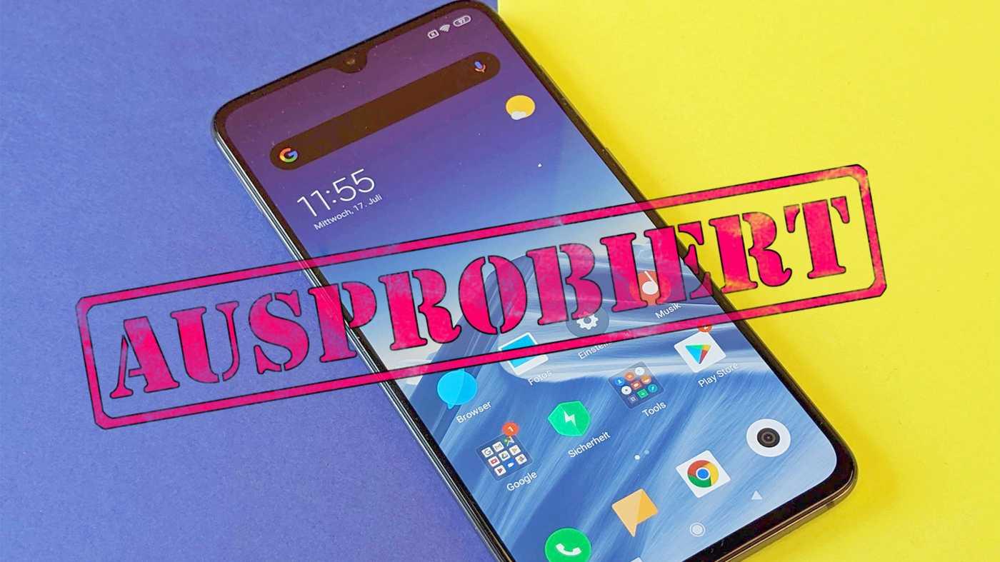Xiaomi Mi 9: Spitzentechnik zum Schnäppchenpreis