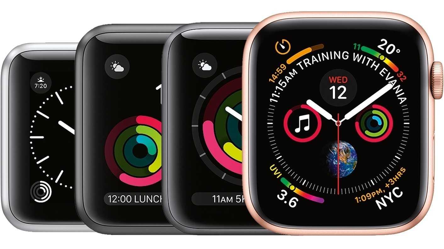 1, 2, 3 oder 4 – Kaufberatung 2019 Apple Watch