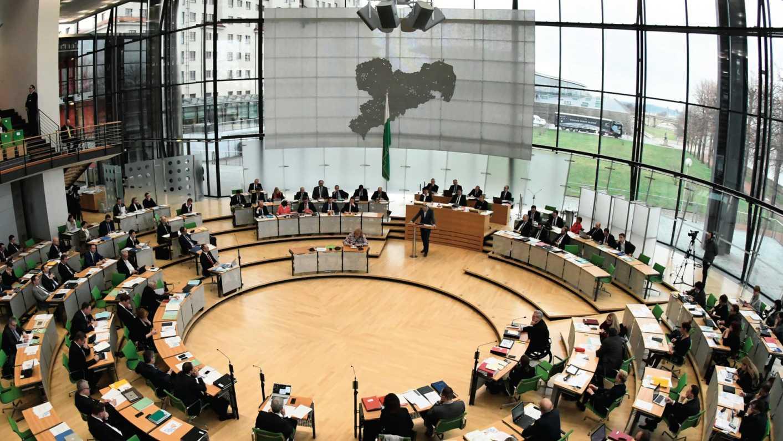 Sächsischer Landtag / Steffen Giersch