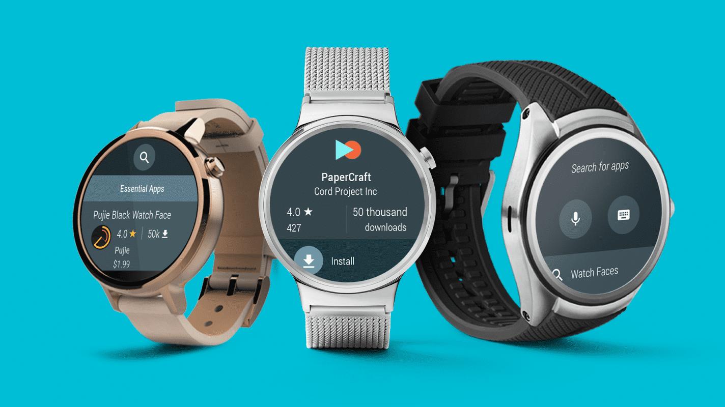 Android Wear 2.0 und neue Smartwatches kurz vor dem Start