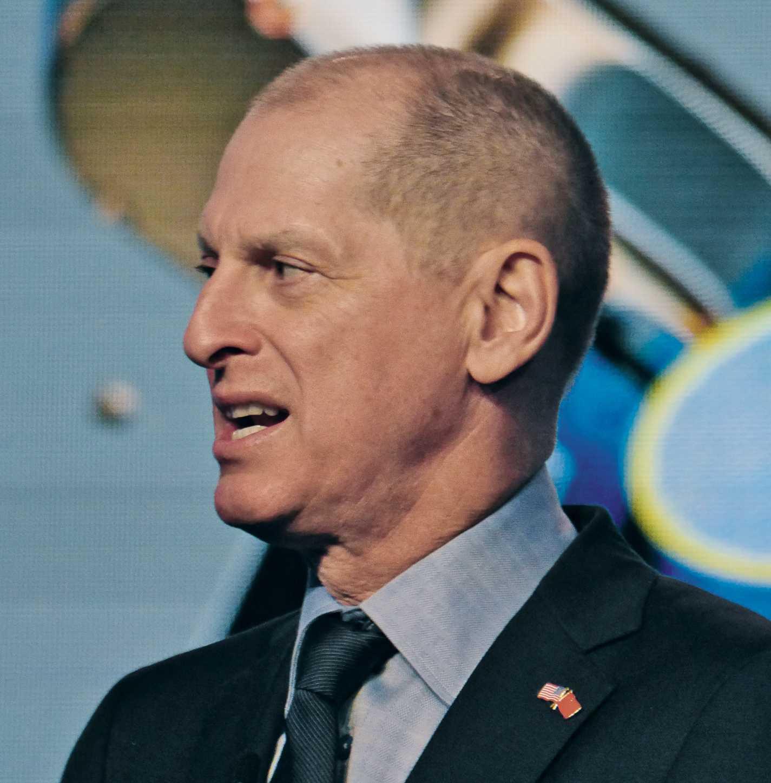 CTA-Chef Gary Shapiro findet, dass Europäer zu sehr im Datenschutz gefangen sind.
