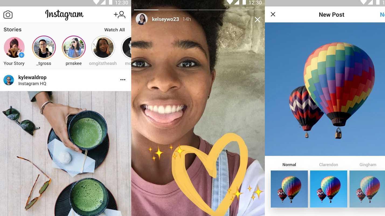 Instagram veröffentlicht Lite-Version seiner App