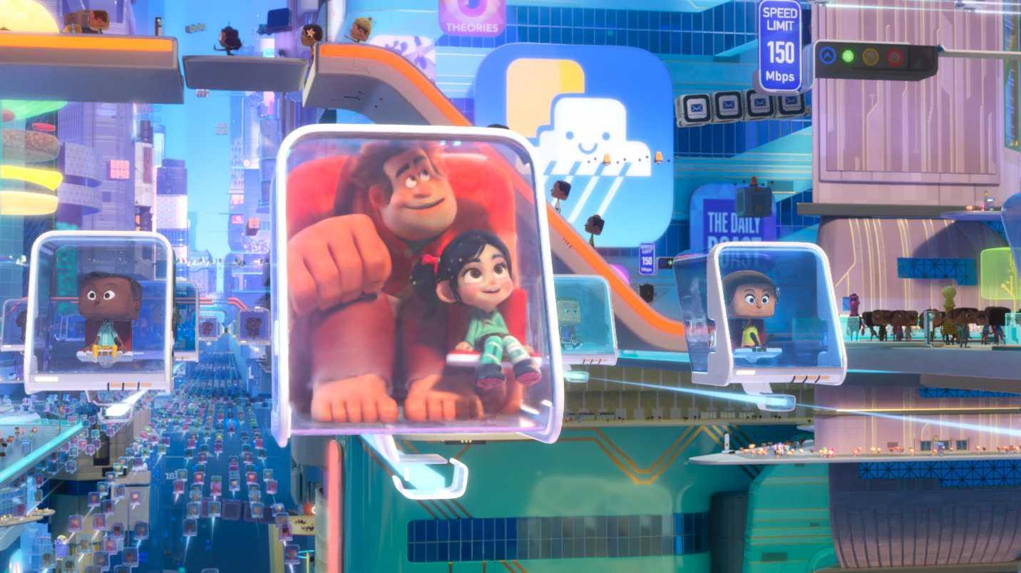 Chaos im Netz: Wenn Disney das Internet gebaut hätte