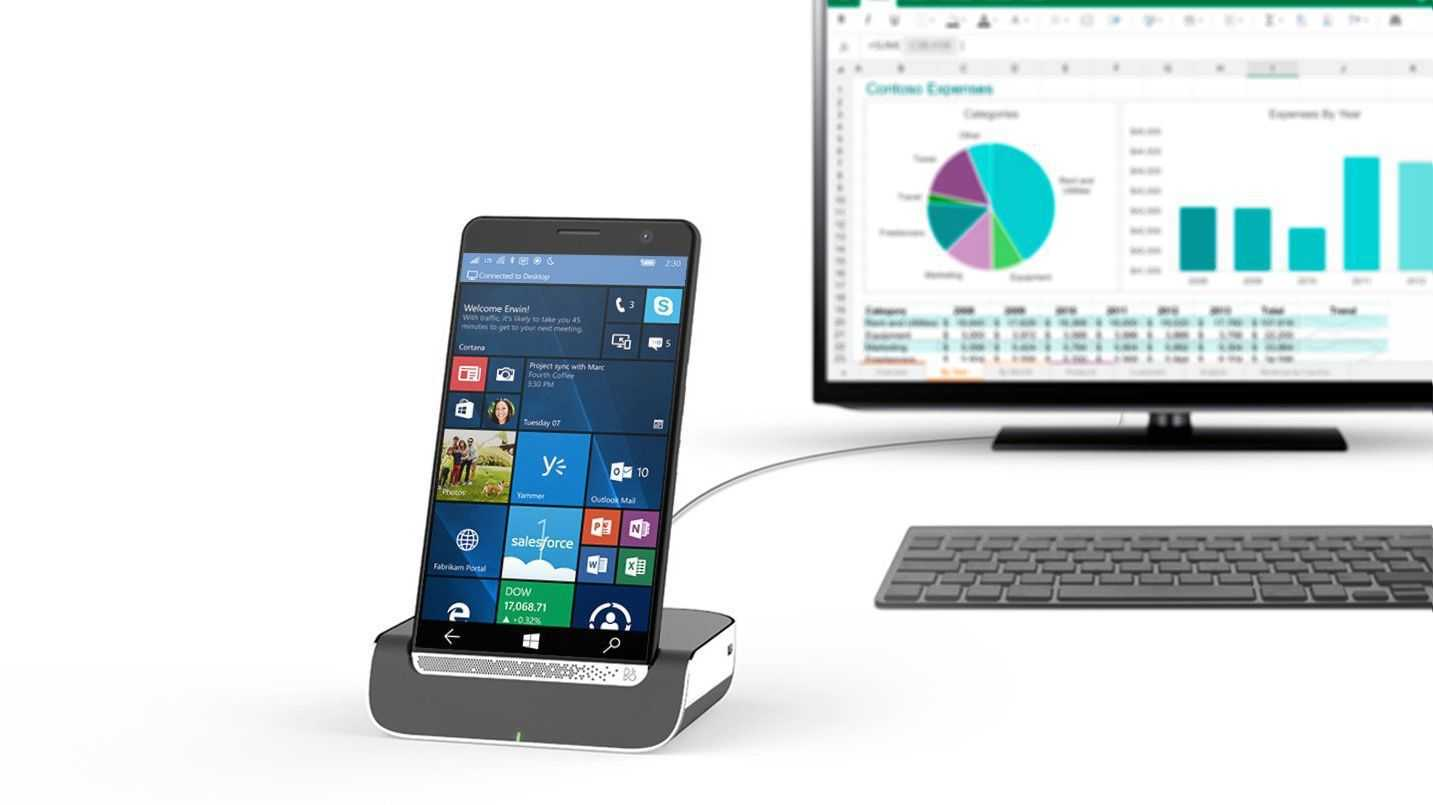 Windows HP Elite x3