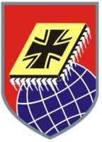 Abzeichen des Bundesamts für Informationsmanagement und Informationstechnik der Bundeswehr
