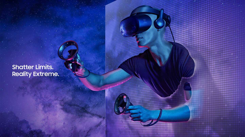 HMD Odyssey+: Samsungs VR-Headset bekommt eine Neuauflage