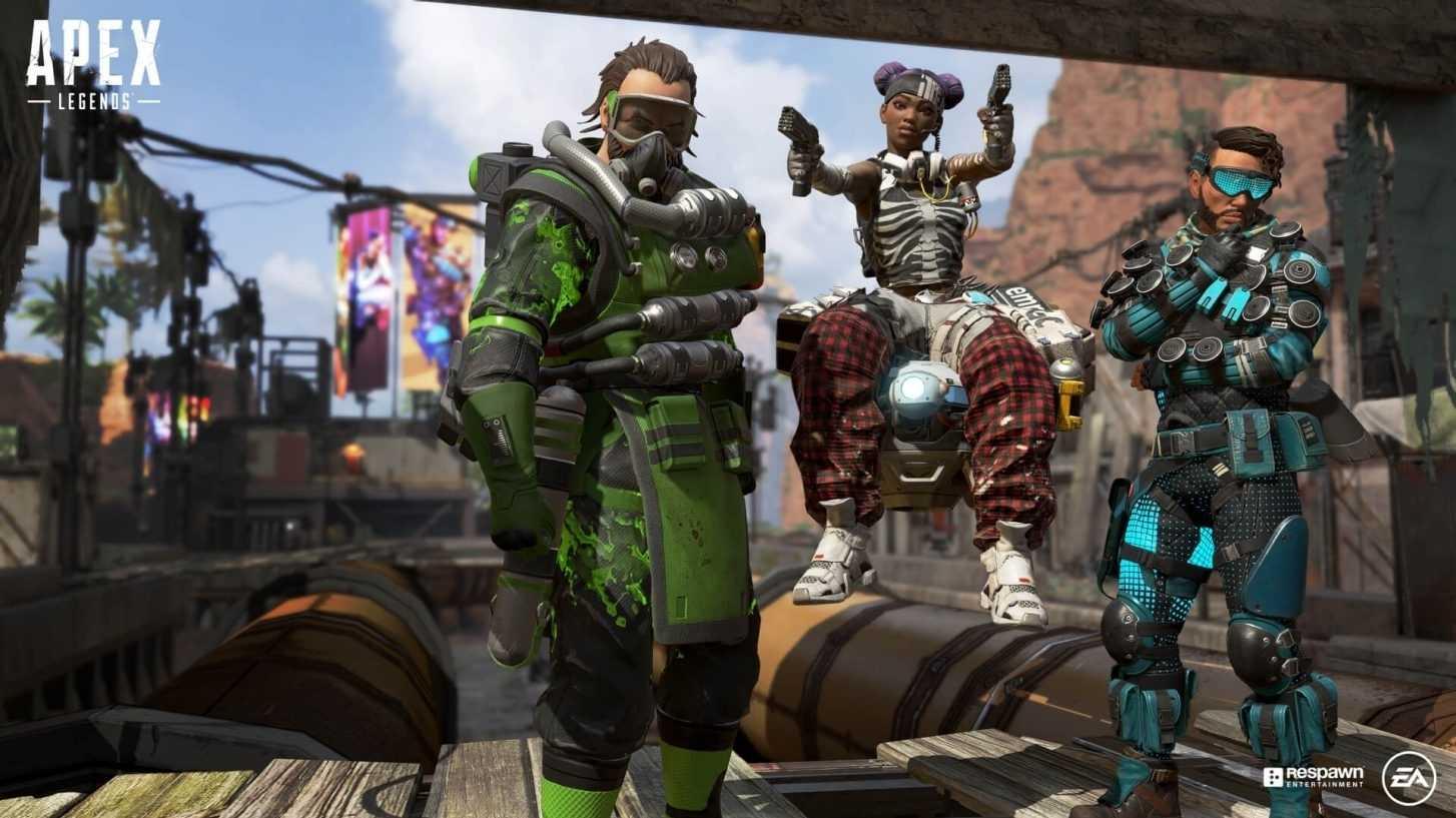 Apex Legends: EA veröffentlicht kostenloses Free2Play-Spiel im TItanfall-Universum