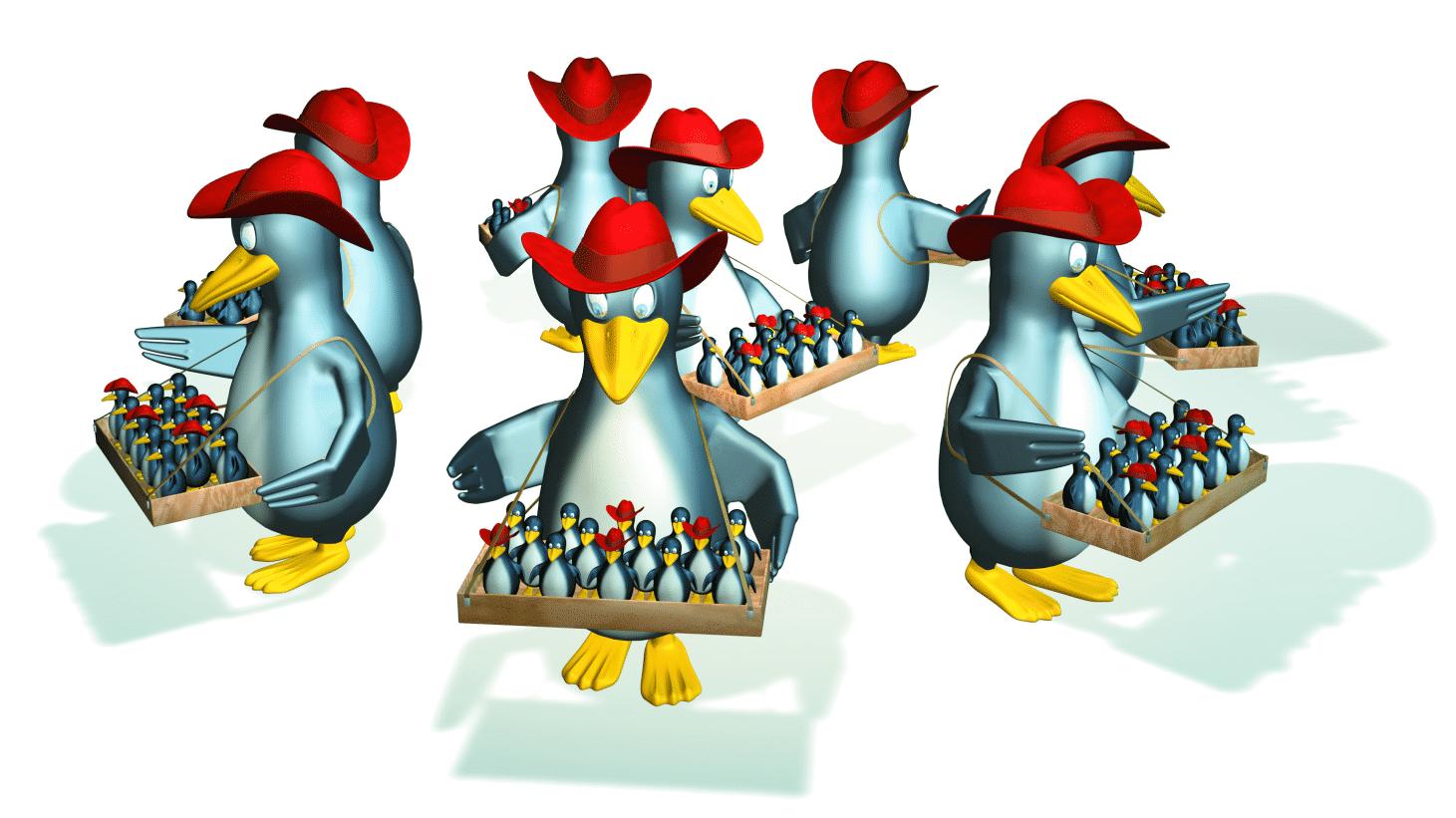 Virtualisierung mit Linux: virt-manager Version 1.4 erschienen
