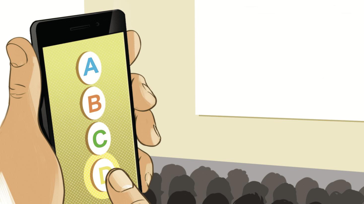 Mobil abstimmen: Live-Voting-Systeme im Test