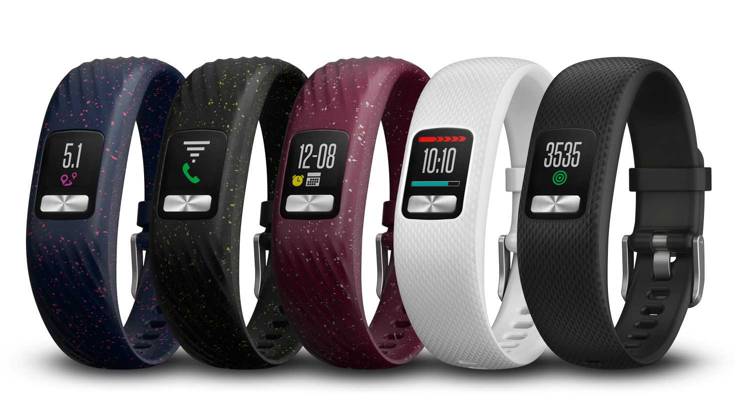 Garmin-Fitnesstracker: Neue Vivofit-Generation mit Farbdisplay