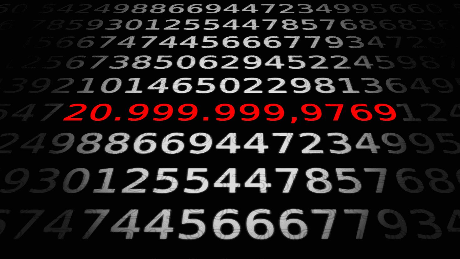 Zahlen, bitte! Wie viele Bitcoins gibt es eigentlich?