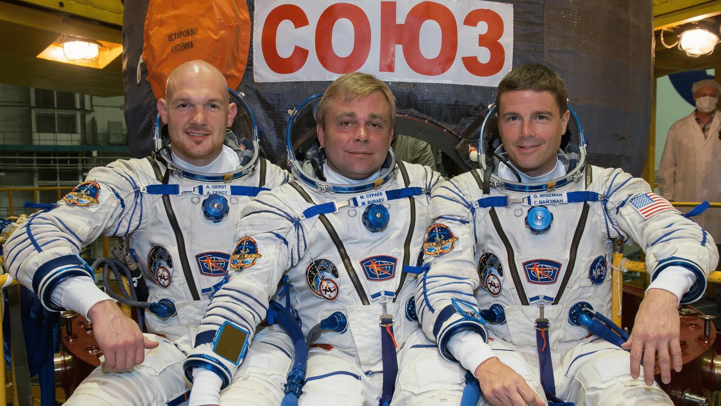 Alexander Gerst kehrt von der ISS zurück